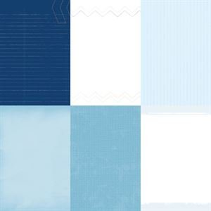 Picture of Blue Skies Designer Refill Pages